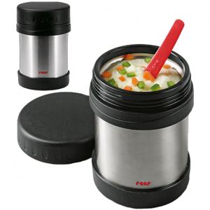 Θερμός Inox Reer 350mL για Φαγητό (Κωδ.210.01.030)