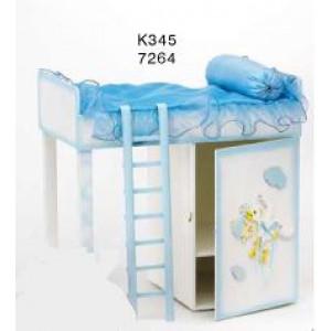 Κουτί ξύλινο κρεβάτι Κωδ.Κ345