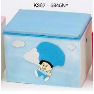 Κουτί ξύλινο αγοράκι-αλεξίπτωτο Κωδ.Κ367