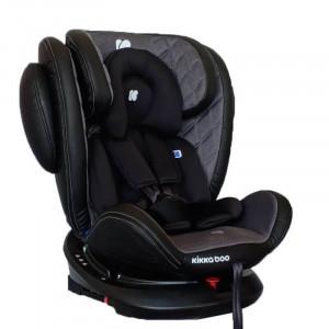 Κάθισμα Αυτοκινήτου Kikka boo Stark 360° Isofix 0-36kg Dark Grey