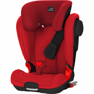 Romer-Britax Kid Fix II XP Sict (Black Series Red Flame) (00209.90)*
