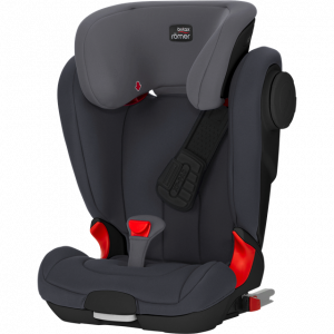 Romer-Britax Kid Fix II XP Sict (Black Series Storm Grey) (00209.90)*