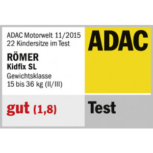 Romer KidFix SL Adac 1.8