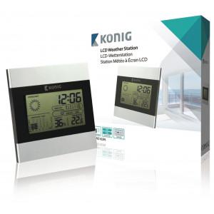 Μετεωρολογικός Σταθμός Konig (KN-WS 102N)