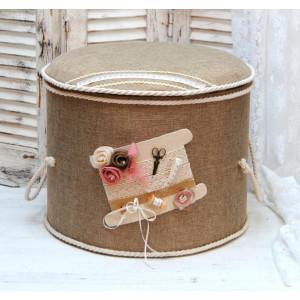 Ξύλινο Κουτί Vintag  (Κωδ: ΚΑ00004)