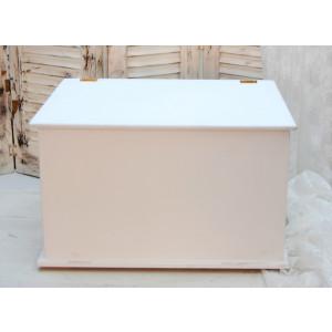 Ξύλινο Κουτί σετ 2 τμχ (Κωδ: ΚΑ00029)   Διαστάσεις 32*27*45