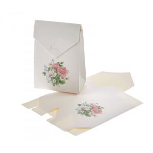 Μπομπονιέρες Γάμου Βάπτισης Κουτάκι Λουλούδι ΝΚ341-2 Nuova Vita