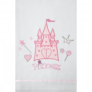 Λαδοπανο με καστρο πριγκιπισσας για κοριτσι Κ511  la christine