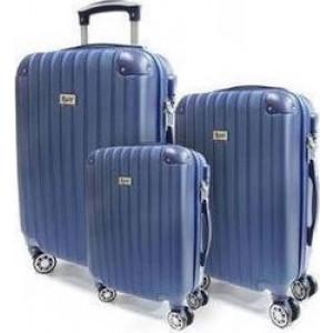 Βαλίτσα  Rain Set RB9024 3x Blue   Δωρεάν μεταφορικά!!!!!!