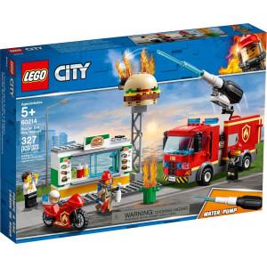 Lego City Burger Bar Fire 60214 Κωδ. 793.342.002