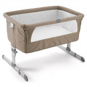Λίκνο chicco next 2 me Dove Grey (001.100.006)