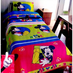 Κουβερλί Mickey Circle Disney (Κωδ.111.122.036)
