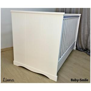 Κρεβάτι Baby Smile Liona Με (Ρωτήστε για την προσφορά) (00279)
