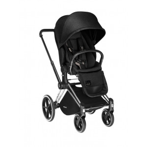 Cybex Priam Lux City Light Happy Black.Ρωτήστε για την τιμή