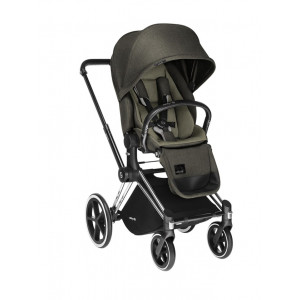 Cybex Priam Lux City Light Olive Khaki.Ρωτήστε για την τιμή
