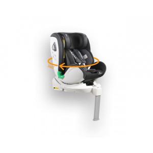 Κάθισμα Αυτοκινήτου Commodore 360° Isofix i-Size 0-36kg Black 3801005150267
