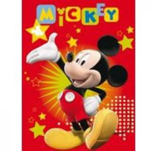 Κουβέρτα Mickey Disney (Διαστάσεις 1.50cm x 2.00cm) (Κωδ.387.01.048)