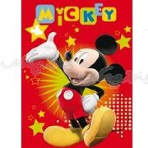 Κουβέρτα Fleece Mickey Disney (387.01.048)