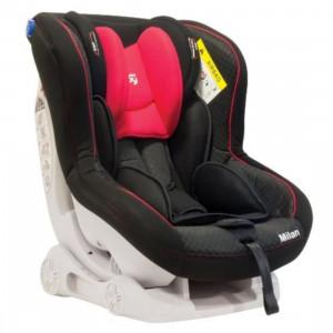 Κάθισμα Αυτοκινήτου Just Baby Milan Black (Κωδ.507.76.033)