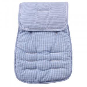 Στρωματάκι Καροτσιού Minene Διπλής Όψης Light Blue Pepi Κωδ.563.001.028
