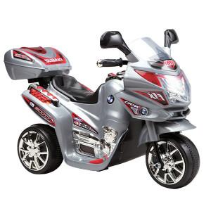 Ηλεκτροκίνητο Μηχανάκι BO MOTOR C051 Grey (#737.353.029#)