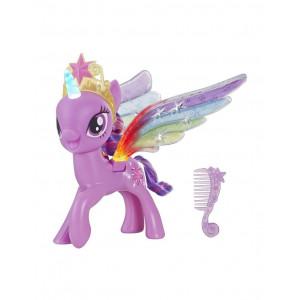 My Little Pony Twilight Sparkle Magical Φιγούρα Με Φώτακια & Κινούμενα Φτερά (E2928)