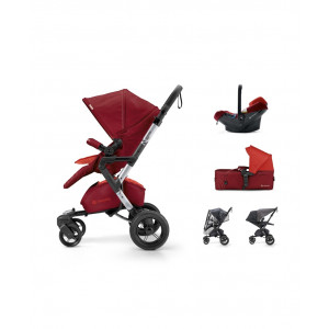 Concord 3 Σε 1 Neo Mobility Set Flaming Red.Ρωτήστε για την τιμή (00899)
