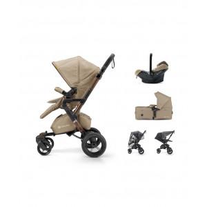 Concord 3 Σε 1 Neo Mobility Set Powder Beige.Ρωτήστε για την τιμή (00899)