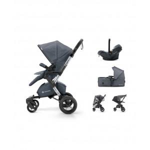 Concord 3 Σε 1 Neo Mobility Set Steel Grey.Ρωτήστε για την τιμή (00899)