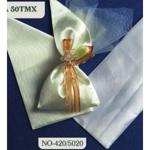 Πουγκί μύτη σατέν Νο420(5017)