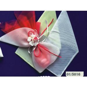 Πουγκί μύτη οργάτζα Νο 01 50τμχ(5019)