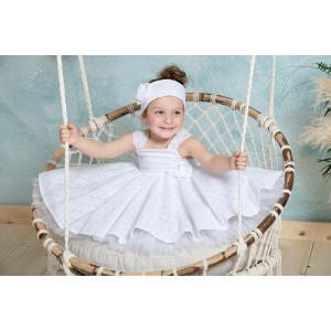 Ολοκληρωμένο πακέτο βάπτισηs με αυτό το φόρεμα neonato (#ΝΚ051-200-360#) Με βαλίτσα rain η παγκάκι θρανίο Ζητήστε προσφορά !!
