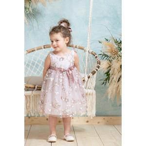 Ολοκληρωμένο πακέτο βάπτισηs με αυτό το φόρεμα neonato (#ΝΚ053-190-350#) Με βαλίτσα rain η παγκάκι θρανίο Ζητήστε προσφορά !!