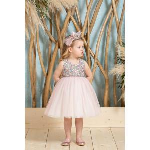 Ολοκληρωμένο πακέτο βάπτισηs με αυτό το φόρεμα neonato (#ΝΚ054-190-350#) Με βαλίτσα rain η παγκάκι θρανίο Ζητήστε προσφορά !!