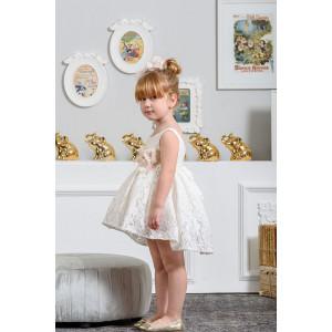 Ολοκληρωμένο πακέτο βάπτισηs με αυτό το φόρεμα neonato 2018 (#ΝΚ4884-180-340#) Με βαλίτσα rain η παγκάκι θρανίο Ζητήστε προσφορά !!