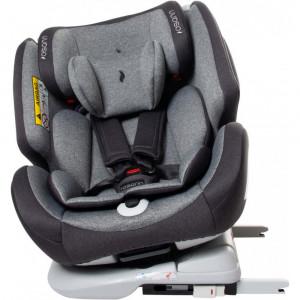 Osann κάθισμα αυτοκινήτου περιστρεφόμενο 0-36 κιλά One 360 Universe Grey,narlis.gr