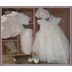 Ολοκληρωμένο πακέτο βάπτισηs με αυτό το Φόρεμα ειδική τιμή (pierre cardin 21542129)