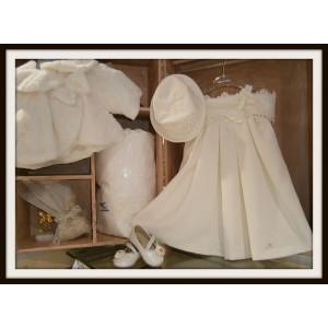 Ολοκληρωμένο πακέτο βάπτισηs με αυτό το Φόρεμα ειδική τιμή (marasil.21542128)