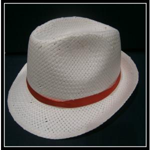 Καβουράκι ψάθινο λευκό-κόκκινο (ΚΩΔ:10035)