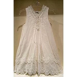 Ολοκληρωμένο πακέτο βάπτισηs με αυτό το Φόρεμα. (Baby u Rock Κωδ.500510) (Με δώρο το κουτί)