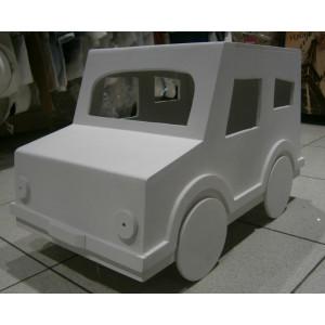Ξύλινο Μπαούλο αυτοκινητο (Κωδ:32230)  Διατίθεντε σε διάφορους χρωματισμούς