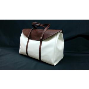 Τσάντα δερματίνη (Κωδ.102518) (Διατίθεται σε διάφορους χρωματισμούς)