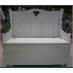 Ξύλινος καναπές(B2001) προμ.286