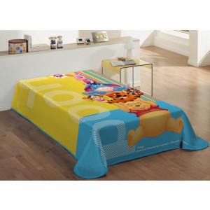 Κουβέρτα Winnie Disney (Κωδ.621.538.006) (Με Δωροεπιταγή 10,40 €)