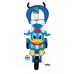 Ποδηλατάκι Παπάκι (Μπλε) (#507.153.027#)