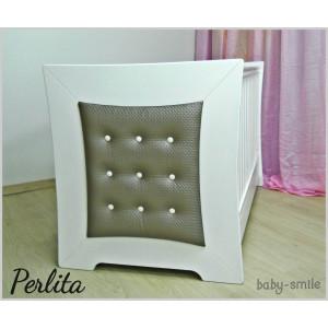 Κρεβάτι baby-smile Perlita (Ρωτήστε για την προσφορά) (00299)