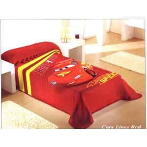 Κουβέρτα Cars Disney (Κωδ.621.538.003) (Με Δωροεπιταγή 10,40 €)