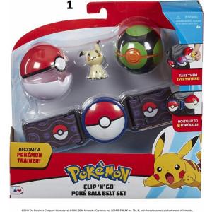 Pokemon Clip 'N Go Ζώνη