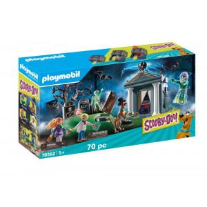 Playmobil Περιπέτεια Στο Νεκροταφείο 70362