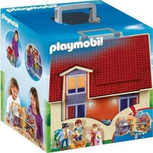 Playmobil 5167 Βαλιτσάκι Κουκλόσπιτο Κωδ. 787.342.169
